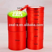 Alta calidad roja de la cinta de la impresora de las horquillas con cintas