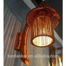 Guzhen design innovative corner artistic corridor wall lamp