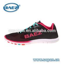 2014 new arrived hot sale good quality newest design running shoe / sport shoes for men