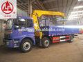 Baratos de china de elevación 8/10 toneladas volcado camión grúa para la venta con la mejor calidad