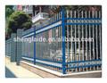 bon marché de gros de haute sécurité clôture en fer forgé