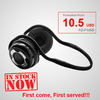 promotional hot sale neckband style sports headband stereo bluetooth headphone