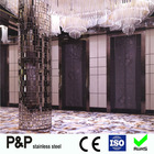 New Design Stainless Steel Decorative Mosaic Columns Cover, Pillar Mosaic