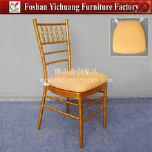 YC-A22-04 Durable Aluminum Tiffany Chair, Silla Tiffany, Chiavari Chair