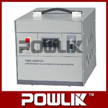 TND-3000VA Single Phase Servo Motor Voltage Stabilizer