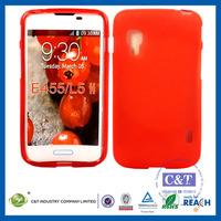 C&T 2014 Popular Smartphone case for lg optimus l5ii e455