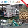 Vietnã boa qualidade biomassa de madeira da pelota que faz a máquina / granulador de madeira