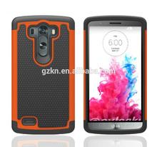 Defender hybrid combo case for LG G3