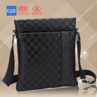 hot sale leather messenger men bags &cheap laptop messenger bag of China manufacturer
