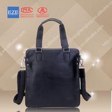 hot sale modern design genuine leather mens executive briefcase bag made in manufacturer