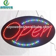 Super Bright,/Dynamic/Popular/Hit hot / advertisement LED Open Sign
