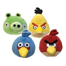 Plush toy Bird/Soft stuffed bird/ soft plush animal toys