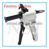 50ml dental 4 to 1 ration mixing gun