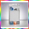 Factory supply tuck top clear pvc boxes