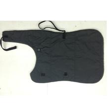 Heated dog jacket/Coat Carbon Fiber Far Infrared Red