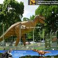 بلدي-- الديناصور الديناصور اللعب مع الحيوان الرسوم 3d الجنس ديناصور من الألياف الزجاجية
