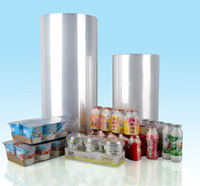 5 layer POF plastic cling film for pack