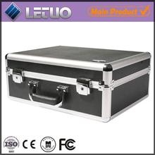 Aluminum tool case flight case microphone case