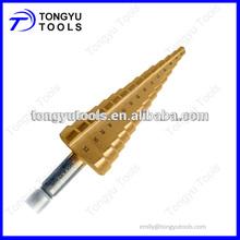 Metric Straight Flute HSS Step Drill