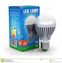 2014 new fashion high quality custom LED packaging box