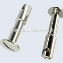 Custom in acciaio al carbonio semi- rivetto tubolare, ottone, di rame, in alluminio semi- tubolare/tubo rivetti