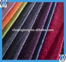 100% Polyester Embossed Velvet