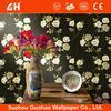 New design wallpaper vinyl waterproof wallpaper commercial vinyl wallpaper