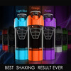 Latest Design BPA Free Protein Shaker Bottle With Powder Storage And Special Strainer (SB-626)