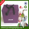 2014 durable deluxe pp nonwoven insulated lunch cooler bag