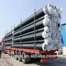 popular stardand size high pressure hdpe pipe diameter 40mm