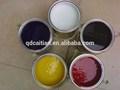 a base de aceite de la pantalla de impresión de tinta para el vidrio
