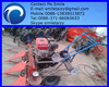 Low price rice cutting machine and beans harvester machine for sale