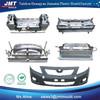 auto bumper plastic molding for car