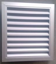custom return air grille for doors