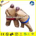 trajes de sumo inflable