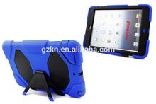 Rugged surviv dirtproof case for iPad mini mini 2 protective skin