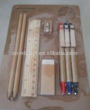 new stationery set, pencil set, pencil