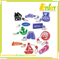 Cheapest Price Top Quality Logo Printed Floating EVA Keychain