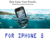 Waterproof Shockproof Dirt Proof Durable Case Cover For Apple iPhone 5 iPhone 5S