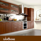 Factory Price pvc kitchen cabinet door
