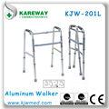 pliable en aluminium walker pour les personnes handicapées