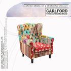 fabric armchair B076-9