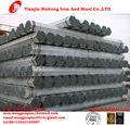 Tubulação de aço galvanizado fence/tubo de ferro galvanizado