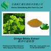 100% Natural Ginkgo Biloba Plant Extract