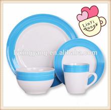 blue stoneware dinnerware sets,unique stoneware dinnerware set