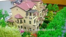 morden style villa house model of Vanke Real Estate