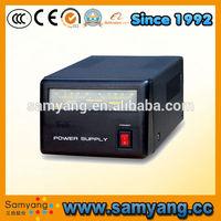 Two way radio base station power supply 13.8V AC DC switching