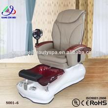 Spa tech pedicure chair/whirlpool european touch pedicure spa chair/spa chair massage KM-S001