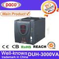 3000w ca monofásico regulador automático de tensión para la computadora
