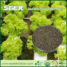 Bamboo Powder Organic fertilizer (SEEK BBP NO.3) in 2014 Food Security